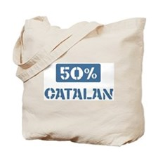 50 Percent Catalan Tote Bag