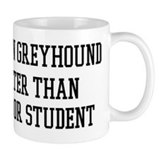Smart My Italian Greyhound Mug
