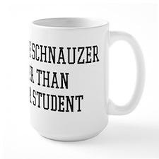 Smart My Miniature Schnauzer Mug