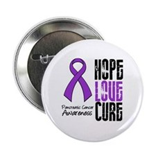 "PancreaticCancerHope 2.25"" Button"