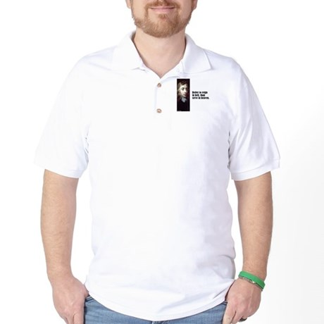 "Milton ""Better To Reign"" Golf Shirt"