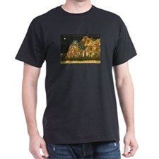 Bridal Veil Falls at Dusk, Yosemite, T-Shirt
