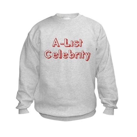 A-List Celebrity Kids Sweatshirt