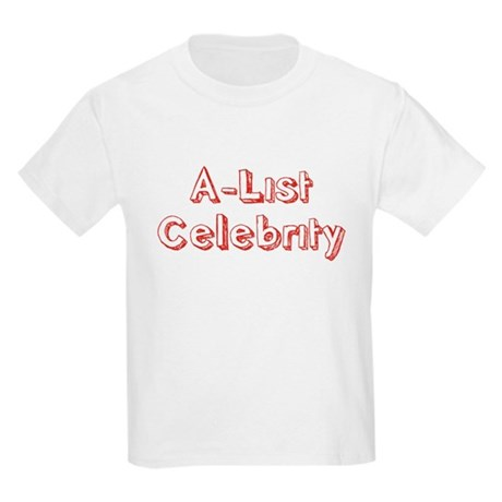 A-List Celebrity Kids Light T-Shirt