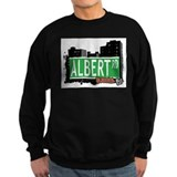 ALBERT ROAD, QUEENS, NYC Sweatshirt