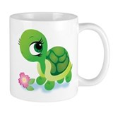 Toshi the Turtle Small Mug