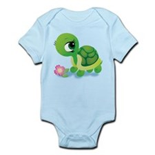 Toshi the Turtle Onesie
