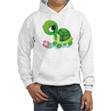 Toshi the Turtle Jumper Hoody