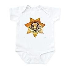 Security Special Officer Infant Bodysuit