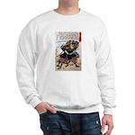 Japanese Samurai Warrior Morimasa Sweatshirt