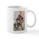 Japanese Samurai Warrior Yoshiaki Mug