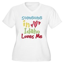 Someone in Idaho Loves Me T-Shirt