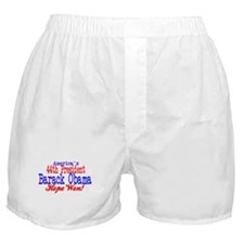 44th President Obama Boxer Shorts
