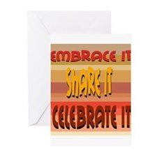 Embrace It Greeting Cards (Pk of 10)