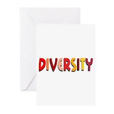 Autumn Diversity Greeting Cards (Pk of 10)