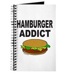 HAMBURGER ADDICT Journal