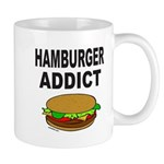 HAMBURGER ADDICT Mug