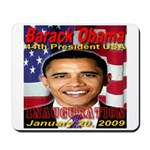 Inauguration Commemorative Edition Mousepad