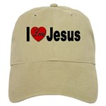 I Love Jesus Cap