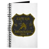 Editor Ninja League Journal