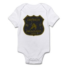 Engineer Ninja League Infant Bodysuit
