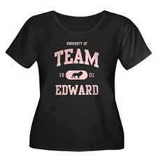 Team Edward (Pink) T
