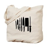 Cute Cutlery Tote Bag