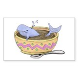Whale Soup Decal