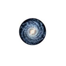 Cute Milky way galaxy Mini Button (10 pack)