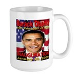 Inauguration Commemorative Edition Large Mug