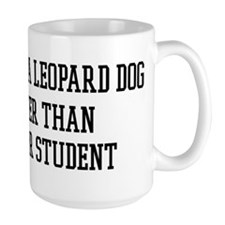 Smart My Catahoula Leopard Do Mug