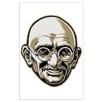 Mahatma Gandhi Large Poster