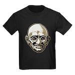 Mahatma Gandhi Kids Dark T-Shirt
