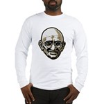 Mahatma Gandhi Long Sleeve T-Shirt