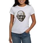 Mahatma Gandhi Women's T-Shirt