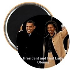 "Arrival to Washington 2.25"" Magnet (10 pack)"