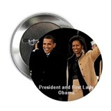 "Arrival to Washington 2.25"" Button"