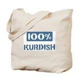 100 Percent Kurdish Tote Bag
