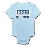 100 Percent Kurdish Onesie