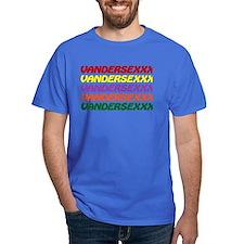 vandersexxx eurotrip funny tshirt T-Shirt