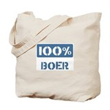 100 Percent Boer Tote Bag