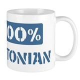 100 Percent Estonian Small Mug