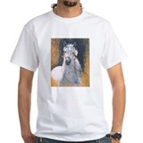 Andalusian Horse by Delia Shirt