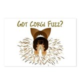 RHT Pem Got Fuzz? Postcards (Package of 8)
