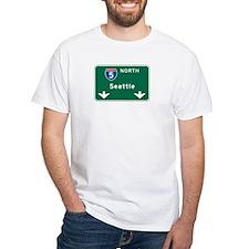 Seattle, WA Highway Sign Shirt