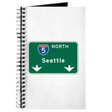 Seattle, WA Highway Sign Journal