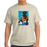 Dread with Machete Light T-Shirt