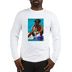 Dread with Machete Long Sleeve T-Shirt