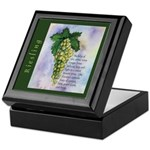 Riesling Wine Keepsake Box