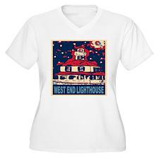 West End Lighthouse Blues T-Shirt